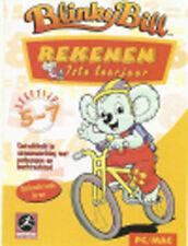 Blinkybill - Rekenen voor het 1ste leerjaar CD-rom