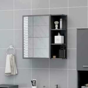 Specchio bagno Armadietto con Specchio e Mensole Laterali da Bagno vari colori