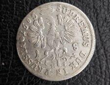 18 Groschen Gröscherm ORT Fredrich l 1685 HS Prussia Silver Coin Nr 27,5