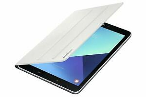 Samsung Book Cover + Film verre trempé + coque silicone pour Galaxy Tab S3 NEW