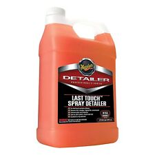 Last Touch Spray Detailer 1 Gallon Shine Gloss Car Auto Care Detailing Cleaner