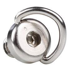 "2 pcs 1/4"" D Ring Screw Für Camera Quick Release Tripod Monopod QR Plate Kit"