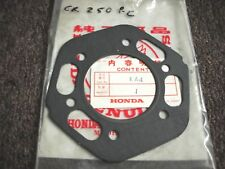 Nos Honda Elsinor CR 250 Rb Rc 1981 1982 12254-KA4-004 Junta De Culata
