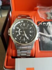 Hamilton Khaki Navy GMT Automatic Mens Divers Watch H776151 43MM