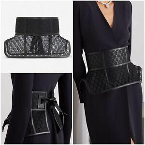 NWT $1300 Loewe Obi Lace belt from Net-a-Porter....Bloggers favorite