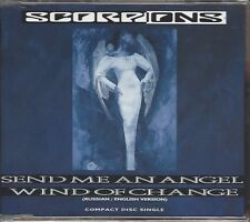 SCORPIONS / SEND ME AN ANGEL / WIND OF CHANGE (RUSSIAN/ENGLISH VERSION) MAXI CD