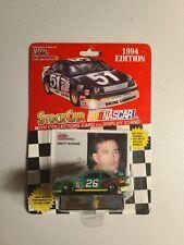 1994 #26 Brett Bodine Quaker State 1/64 Racing Champions NASCAR Diecast