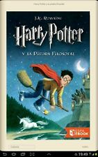 Descarga 7 libros de Harry Potter en español, J. K. Rowling