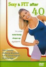 Sexy And Fit After 40 (DVD) - Super Fast & Free Shipping