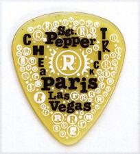 Rick Nielsen Paris / Sgt Pepper Cheap Trick Las Vegas Concert Tour Guitar Pick