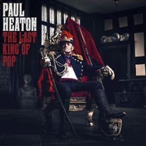 Paul Heaton - The Last King of Pop - New 180g Vinyl 2LP