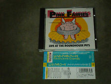 Pink Fairies Live At The Roundhouse 1975 Japan CD
