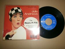 FRENCH BIEM EP DECCA 59.002 / JULIE ANDREWS / MILLIE / BO / 1967