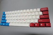 Captain America 61keys ABS Taihao Keycap set for gh60 /poker /poker 2/ poker 3