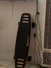 Razor RazorX Dlx Electric Skateboard - Black