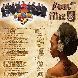 STONE LOVE CLASSIC SOUL  R&B MIX 5