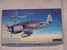 Maquette FUJIMI 1/48ème FOCKE-WULF Fw190A6- 9