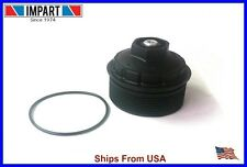 Audi VW Oil Filter Housing Cover Cap With Seal Ring NEW  071 115 433