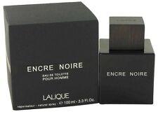 Encre Noire Eau de Toilette EDT 3.3 - 3.4 oz by Lalique for Men NIB
