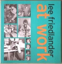 Lee FRIEDLANDER. At work. D.A.P., 2002. E.O.