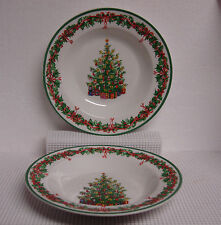 Christopher Radko HOLIDAY CELEBRATIONS Soup Bowl BEST More Items Available CHINA