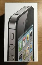 New Apple iPhone 4s 16GB Black Brand New Factory Sealed!