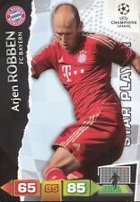 ARJEN ROBBEN  BAYERN MUNCHEN CARD ADRENALYN CHAMPIONS LEAGUE 2012 PANINI