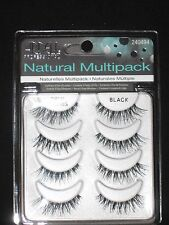 4 Pairs ARDELL Demi Wispies Natural Multipack False  Eyelashes Fake Eye Lashes .