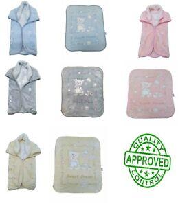 Baby Sac Blanket Gentle Soft Multi Purpose Blanket Best Gift For New Born Kids