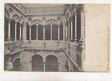 Lisboa Claustro Convento da Madre Deus Portugal Vintage U/B Postcard 547b