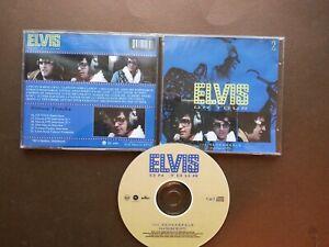 Elvis Presley - On tour   (COLLECTORS EDITION CD -  21 TRACKS)