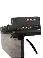 Camera Super 8 CANON 514 XL avec sacoche