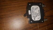 Airpax LELK1-1REC4-27129-923 DC Circuit Breaker Bolt On -48VDC or Marine 20 AMP