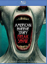 American Horror Story: Freak Show Blu-ray New DVD! Ships Fast!