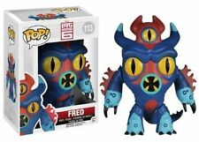 Funko Pop Big Hero 6 Fred Disney Soft Vinyl Figure