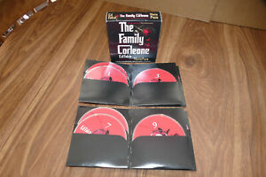The Family Corleone prequel to The Godfather (2012, CD, Unabridged)