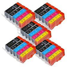 25 Canon Patronen PGI 520 CLI 521 für Pixma MP540 MP550