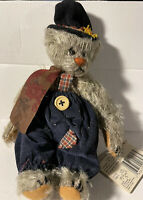 GANZ COTTAGE COLLECTIBLES CHICO FLOPPY Hobo BEAR BY LORRAINE