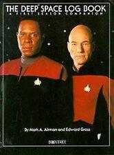 """Deep Space"" Log Book: Season One By Mark A. Altman, Edward Gross"