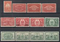Y4646/ CANADA – SPECIAL DELIVERY – 1922 / 1950 MINT SEMI MODERN LOT – CV 385 $