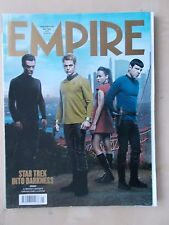 EMPIRE FILM MAGAZINE No 287 MAY 2013 STAR TREK - LIMITED EDITION COVER
