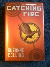 Catching Fire (The Hunger Games) Collins, Suzanne 2009 Hardcover. Book 2
