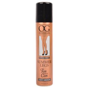 Outdoor Girl  Summer Legs Tan in a Can (Light/Medium) Makeup 75ml