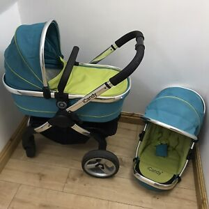 iCandy Peach Two In One Pushchair/Pram/Buggy/  In Sweet Pea