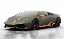New Kinsmart Lamborghini Huracan LP610-4 AVIO Diecast Model Toy Car 1:36 Green