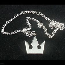 2016 New Kingdom Hearts II Sora Crown Necklace Anime Cosplay HOT Free Shipping #