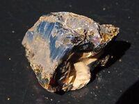 Blauer Bernstein / blue Amber 12,01 gr - 4,0 cm Sumatra (298x)