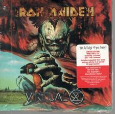 Iron Maiden, Virtual XI; 8 Track CD, Mini LP Ltd Edition, New & SS