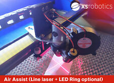 Laser cutter Air Assist K40 line laser(optional)