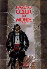 Cœur du monde.Henry Rider HAGGARD.Neo 161/162   SF56